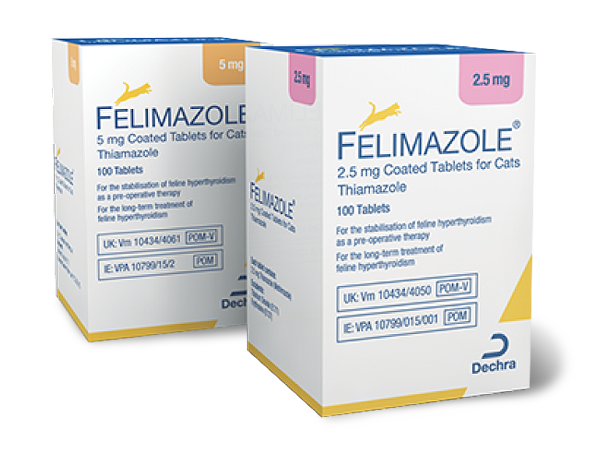 Dechra Veterinary Products NZ, Felimazole